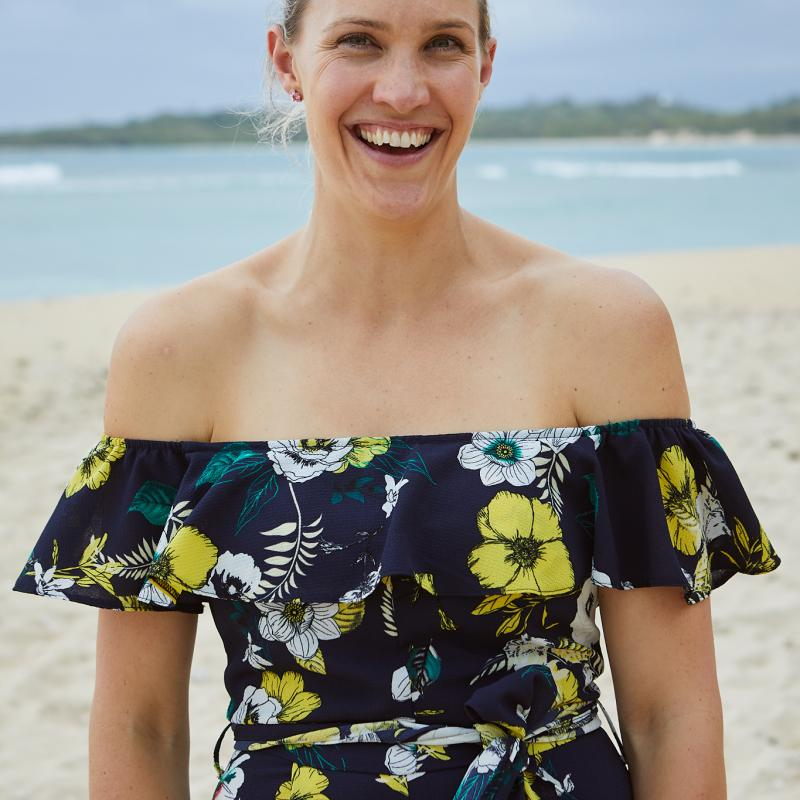 Hayley Thompson, NG director